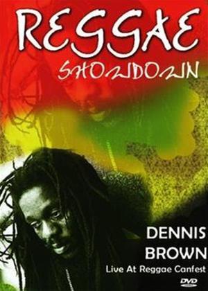 Rent Dennis Brown: Reggae Showdown Online DVD Rental