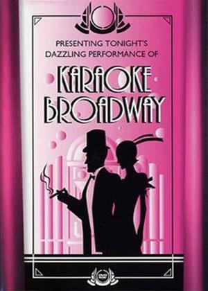Rent Broadway Karaoke Online DVD Rental
