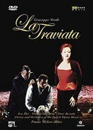 Rent Verdi: La Traviata: Zurich Opera House Online DVD Rental