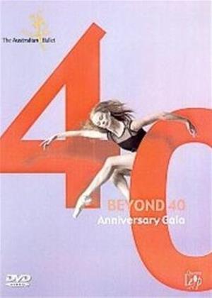 Rent Australian Ballet: Beyond 40: Anniversary Gala Online DVD & Blu-ray Rental