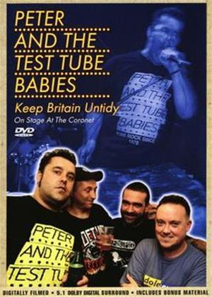 Rent Peter and the Test Tube Babies: Keep Britain Untidy Online DVD Rental