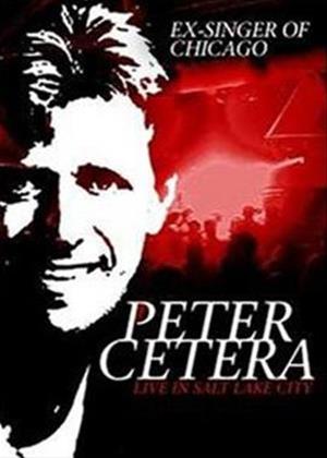 Rent Peter Cetera: Live in Salt Lake City Online DVD Rental
