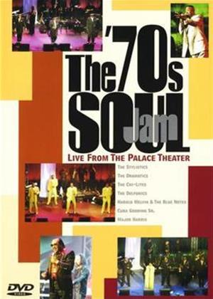 Rent The 70s Soul Jam Online DVD Rental