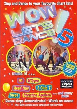 Rent Wow! Let's Dance: Vol.5 Online DVD Rental