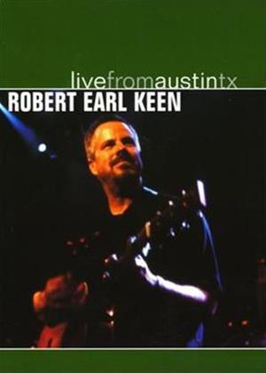 Rent Robert Earl Keen: Live from Austin, TX Online DVD Rental