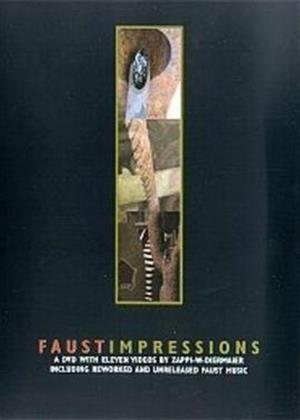 Rent Faust: Impressions Online DVD Rental