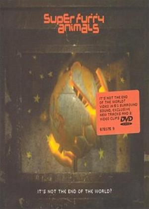 Rent Super Furry Animals: It's Not the End of the World? Online DVD Rental