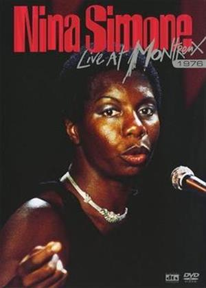 Rent Nina Simone: Live at Montreux 1976 Online DVD Rental