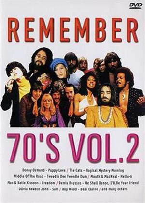 Rent Remember the 70s: Vol.2 Online DVD Rental