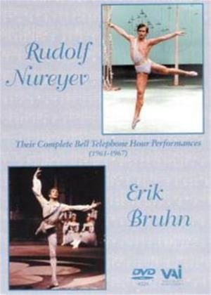 Rent Rudolf Nureyev and Erik Bruhn: Their Complete Bell Telephone Hour Performances: 1961-67 Online DVD Rental