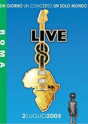 Rent Live 8: Roma Online DVD Rental