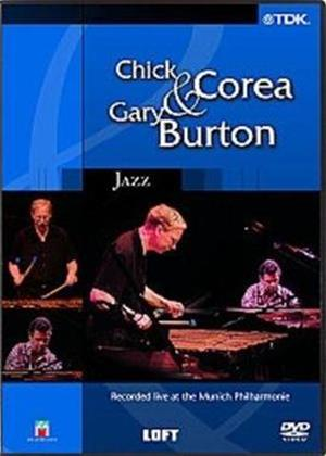 Rent Chick Corea and Gary Burton: Live at the Munich Philharmonie Online DVD Rental
