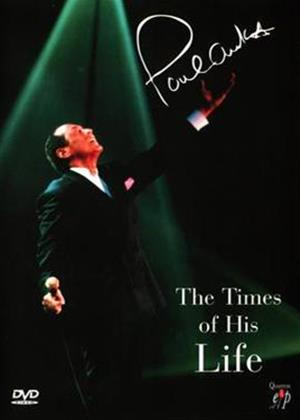 Rent Paul Anka: The Times of His Life Online DVD Rental