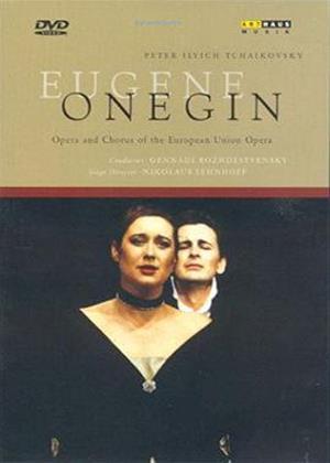 Rent Tchaikovsky: Eugene Onegin Online DVD Rental