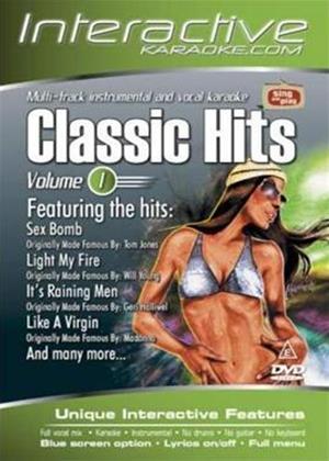 Rent Interactive Karaoke: Classic Hits: Vol.1 Online DVD Rental