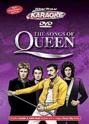 Rent Startrax Karaoke: Queen Online DVD Rental