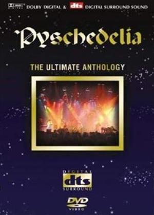 Rent Psychedelia: The Ultimate Anthology Online DVD Rental