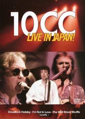 Rent 10cc Live in Japan Online DVD Rental