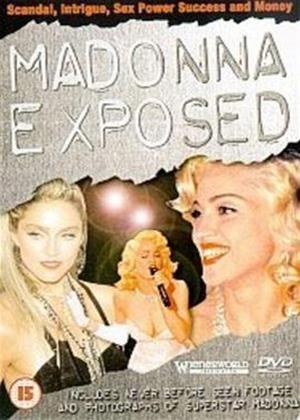 Rent Madonna: Exposed Online DVD Rental