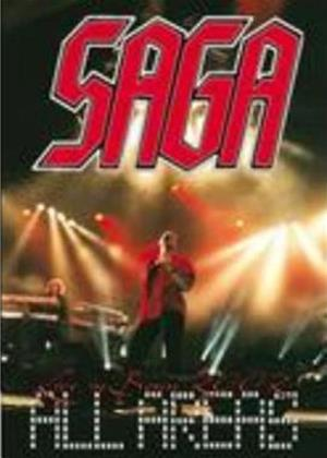 Rent Saga: All Areas: Live in Bonn Online DVD Rental