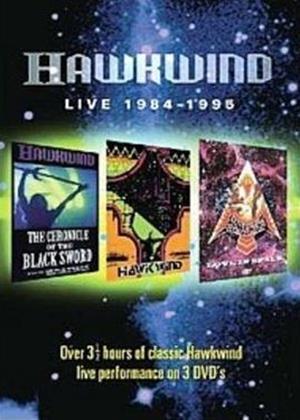 Rent Hawkwind: Live 1984-1995 Online DVD Rental