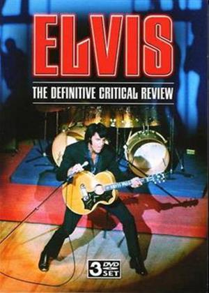 Rent Elvis Presley: The Definitive Critical Review Online DVD Rental