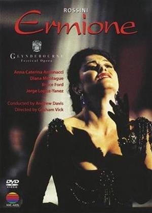 Rent Ermoine: Glyndebourne Festival Opera Online DVD Rental