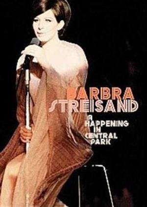 Rent Barbra Streisand: A Happening in Central Park Online DVD Rental