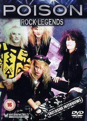 Rent Poison: Rock Legends Online DVD Rental