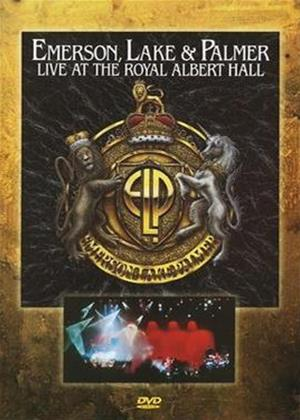 Rent Emerson, Lake and Palmer: Live at the Royal Albert Hall Online DVD Rental