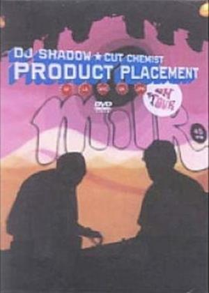 Rent DJ Shadow and Cut Chemist: Product Placement: On Tour Online DVD Rental