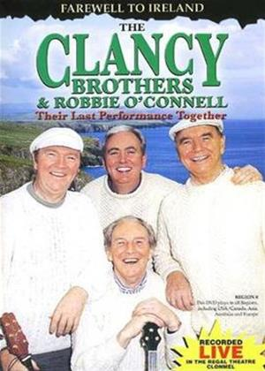 Rent The Clancy Brothers: Farewell to Ireland Online DVD Rental
