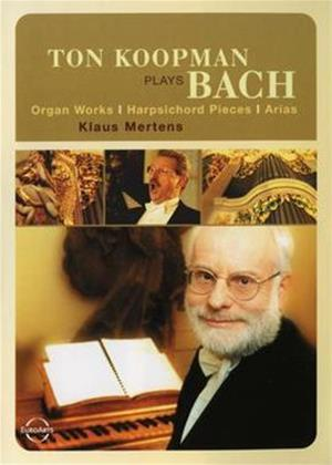 Rent Ton Koopman Plays Bach Online DVD Rental
