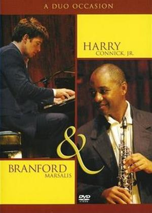 Rent Harry Connick Jr. and Marsalis Branford: Duo Occasion Online DVD Rental