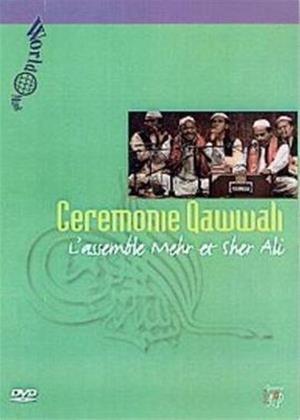Rent Ceremonie Qawwali: L'Assemble Mehr Et Sher Ali Online DVD Rental