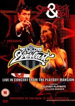 Rent Everlast: Live in Concert from the Playboy Mansion Online DVD Rental