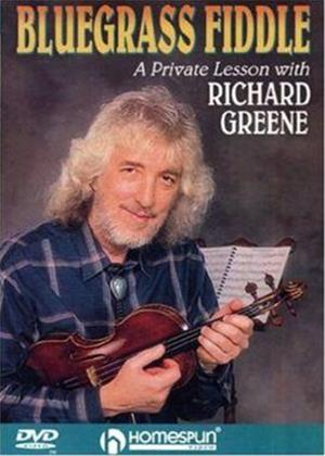 Rent Bluegrass Fiddle: A Private Lesson with Richard Greene Online DVD Rental