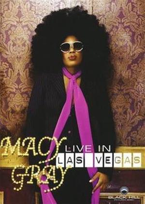 Rent Macy Gray: Live in Las Vegas Online DVD Rental