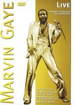 Rent Marvin Gaye: Live: I Heard It Through the Grapevine Online DVD Rental