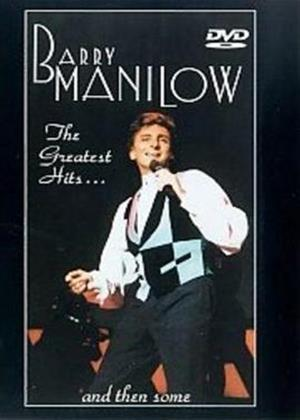 Rent Barry Manilow: Greatest Hits Online DVD Rental