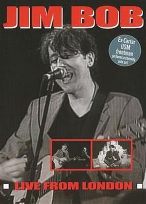 Rent Jim Bob: Live from London Online DVD Rental