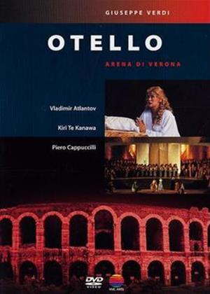 Rent Verdi: Otello: Arena Di Verona Online DVD Rental