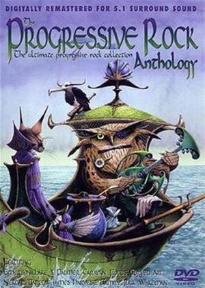 Rent Progressive Rock Anthology Online DVD Rental