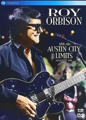 Rent Roy Orbison: Live at Austin City Limits Online DVD Rental