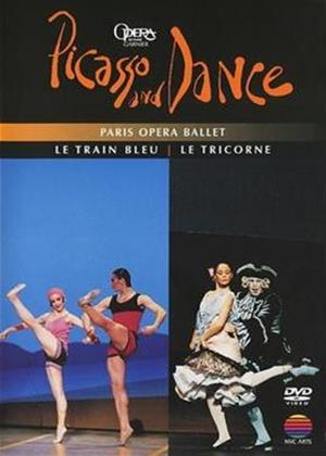 Rent Picasso and Dance: Le Train Bleu: Le Tricorne Online DVD Rental