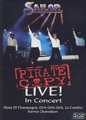 Rent Sailor: Live Online DVD Rental