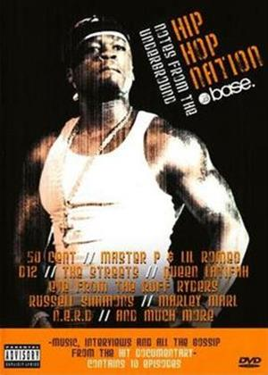 Rent Hip-Hop Nation: Notes from the Underground: Vol.1 Online DVD & Blu-ray Rental