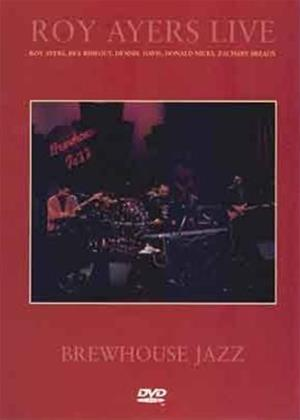 Rent Roy Ayers Live: Brewhouse Jazz Online DVD Rental