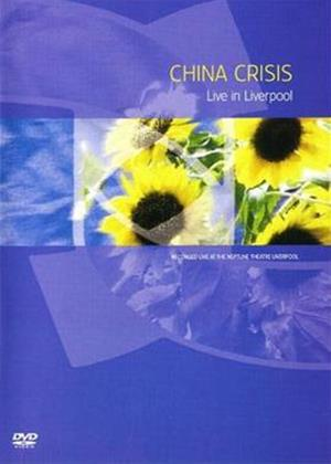 Rent China Crisis: Live in Liverpool Online DVD Rental