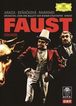 Rent Gounod: Faust Online DVD Rental
